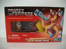 Transformers Commemorative Rodimus Major Hot Rod G1 MISB