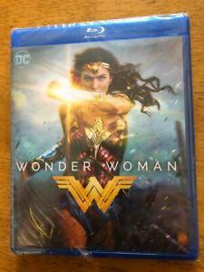 Wonder Woman Blu-Ray Brand New DVD