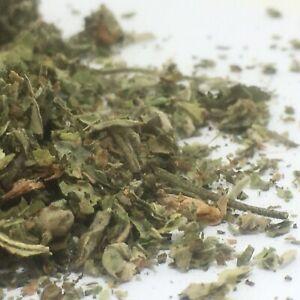 Marshmallow Leaf 100g ORGANIC Althea loose Herb Leaves Infusion Tea Smoking