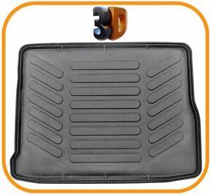 Trimak 3D passgenaue Kofferraumwanne kompatibel mit Renault SCENIC 3 2009-2016