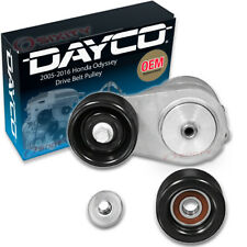 Dayco Drive Belt Pulley for 2005-2016 Honda Odyssey 3.5L V6 - Tensioner qo