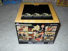 2008 Rare Re-Ment Full Set #122 Premium Finest Ultimate Sushi - Fab Party Fare!