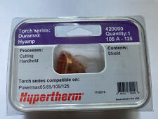 Hypertherm 420000 Shield For Powermax 6585105125 Duramaxhyamp Handheld New