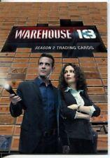Rittenhouse Archives Warehouse 13 Season 2 Trading Cards Promo Card P1