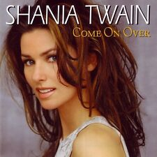 Shania Twain ‎CD Come On Over - Europe (M/M)