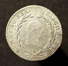 RDR, Franz II., 20 Kreuzer 1794 B Kremnitz