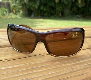 MAUI JIM MJ111-01 Palms Brown Ombre Plastic Frame Sunglasses