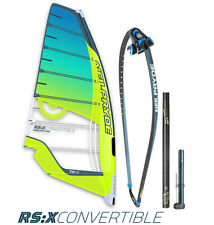 Rs:X Convertible Complete Rig Package- Size: 7.8 - Sale Price $1150.00
