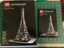 LEGO 21019 Architecture The Eiffel Tower Complete