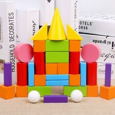 Children's Educational Toys Fairys Building Blocks Tower Game