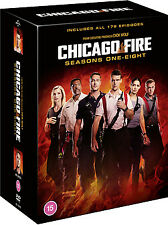 """CHICAGO FIRE COMPLETE SEASON 1-8 COLLECTION DVD BOX SET 48 DISCS R4 """"NEW&SEALED"""""""