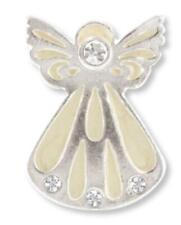Guardian Angel Wings & Wishes Angel Pin/Pendant NIB