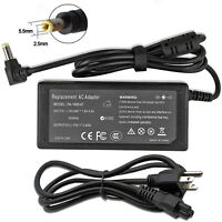 AC Adapter Charger For Asus MS236H MS238H LED LCD Monitor Power Supply Cord PSU