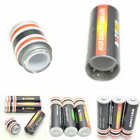 Geheimversteck Batterie Versteck Geheimfach Pillendose Safe Tresor^