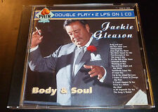 "JACKIE GLEASON ""Body And Soul"" -Pair Records- CD 1995 & 20-Tracks VERY GOOD RARE"