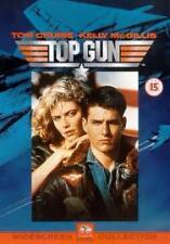 TOP GUN GENUINE R2 DVD TOM CRUISE TIM ROBBINS KELLY McGILLIS NEW/SEALED