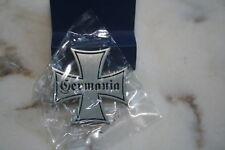 Pin Eisernes Kreuz Deutschland  GERMANIA  Metall Neu   176