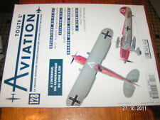* Toute l'Aviation n°128 Poster Spad S.XIII / He51