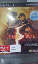 Resident Evil 5 Gold Edition Sony PS3