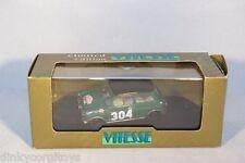 VITESSE L004 MORRIS MINI COOPER MONTECARLO WINNER 1962 MINT BOXED