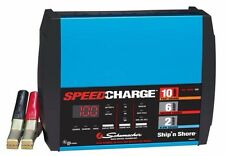 NEW SCHUMACHER SSC1000A SPEED CHARGE AMP HYBRID BATTERY CHARGER & TESTER AUTO