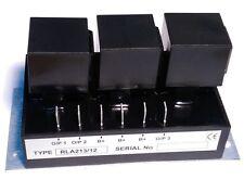 RLA213 Generator Engine Controller Relay Module Capricorn Controls 12V or 24V