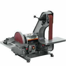 Jet J41002 Multi Purpose 2 X 42 Heavy Duty Bench Belt Grinder and Disc Sander