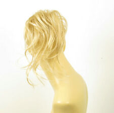 scrunchie very light golden blond hair wick Blond ref : 22 24bt613 peruk