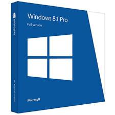 WINDOWS 8.1 PROFESSIONAL PRO KEY 32 / 64 BIT ACTIVATION KEY LICENSE KEY GENUINE