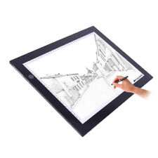 Energy Saving LED A4L Drawing Stencil Board Wired Graphics Tablets