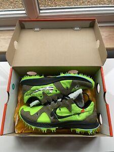 Off White W Nike Zoom Terra Kiger 5 / OW MEN'S UK 7.5