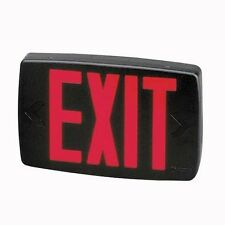 (C) Lithonia Lighting / Acuity LQM-S-3-R-120/277-M6 Quantum® LED Exit Sign; Sing