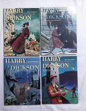 Lot BD - Harry Dickson 1 2 4 5 / EO & RE / NOLANE & ROMAN / SOLEIL