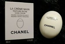 Chanel La Creme Main Texture Riche Hand Cream 50 ml Nourish, Protect & Brighteni