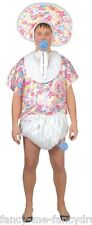 Adult Mens Floral Big Baby Stag Do Halloween Fancy Dress Costume Outfit Medium