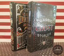 NEW SEALED Classic Horror Stories & Ghost Stories Bonded Leather Poe Lovecraft