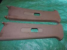 Lexus IS300 Toyota Altezza SXE10 Left Right Seatbelt Trim Upper B Pillar Cover