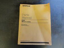 Caterpillar CAT 938F Wheel Loader Parts Manual  7SN  SEBP2374-01