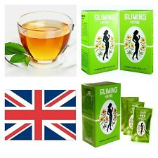 German SLIMMING HERB TEA - Sliming Weight Loss Diet Detox (100 Bags)
