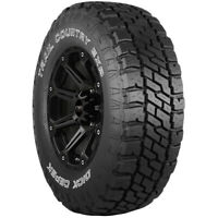 4-LT295/70R17 Dick Cepek Trail Country EXP 121/118Q E/10 Ply OWL Tires