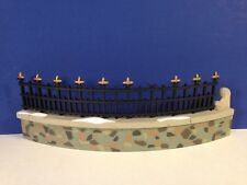 Dept 56 Heritage Village Replacement Fence Bottom & Top for All Around the Park