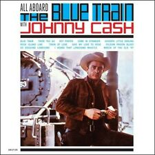 Johnny Cash - All Aboard The Blue Train With Johnny Cash [New Vinyl]