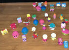 Shopkins Lot Including Shoe Inserts Moose, New 36 Pieces For Sale