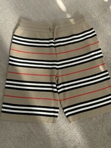 Burberry Men Short Brand New Tagged Authentic Size L