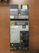 Square D FH26100AC 100 Amp 600V 2 Pole I-Line Circuit Breaker