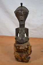 African tribal art ,Songye  fetish statue from kasai Southeastern Congo (Zaire)