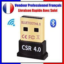 Mini Clé USB Adaptateur Bluetooth 4.0 Dongle Pour PC, Ordinateur (Windows)