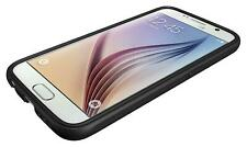 Galaxy S6 Case, Diztronic Full Matte Flexible TPU Case for Samsung - Black...