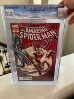 Amazing Spider-Man #700 (Variant Cover) Second Printing Doc Ock - Ramos CGC 9.8