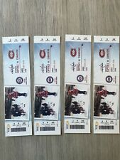 RARE 2008 Capitals @ Montreal Canadiens 1/5 Ticket Stub ALEX OVECHKIN 2 GOALS!